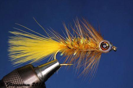 Fliegentom Fishmask Wooley Bugger
